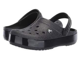 Crocs Crocbandtm Glitter Clog Clog Shoes