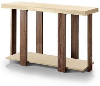 Furniture of America Rankin Contemporary Sofa Table, Multiple Colors Available