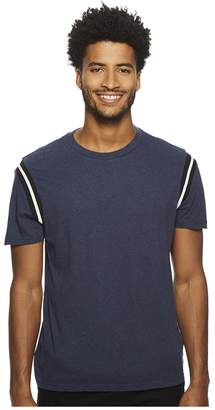 Calvin Klein Jeans Athletic Collage Rib Tipping Tee Men's T Shirt