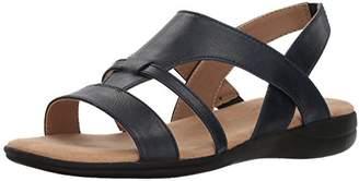 LifeStride Women's Ezriel Flat Sandal