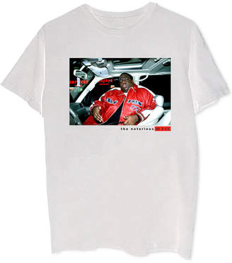 The Notorious B.i.g. Men Graphic T-Shirt