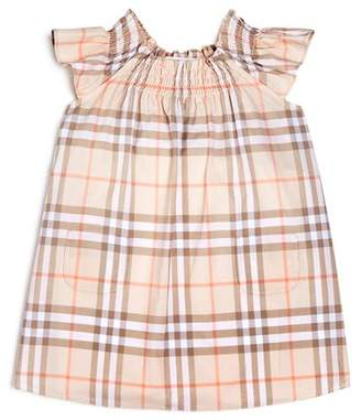 Burberry Girls' Vinya Vintage Check Dress - Baby