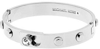 Michael Kors Astor Double Hinge Bangle Bracelet $115 thestylecure.com