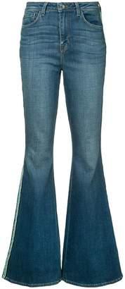 L'Agence Solana high-waisted jeans
