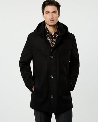 Le Château Melton Wool Car Coat