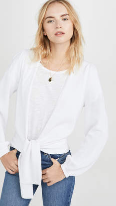 Brochu Walker Ayla Tie Cardigan