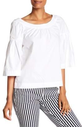 Trina Turk Coit 3/4 Sleeve Blouse