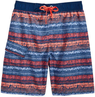 Hawke & Co Printed Swim Trunks, Big Boys