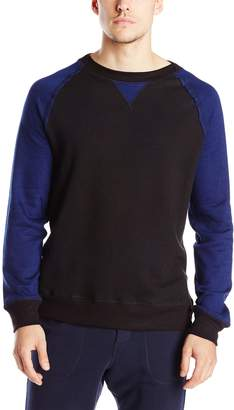 2xist Men's Terry Pullover Sweatshirt