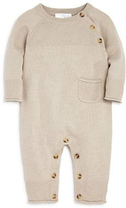 Bloomingdale's Bloomie's Unisex Knit Coverall, Baby - 100% Exclusive