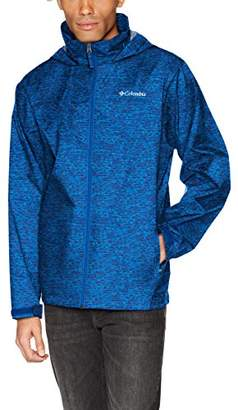 Columbia Men's Glennaker Lake Printed Rain Jacket