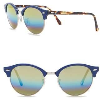 Ray-Ban 51mm Icons Clubround Phantos Sunglasses