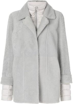 Liska straight-fit jacket