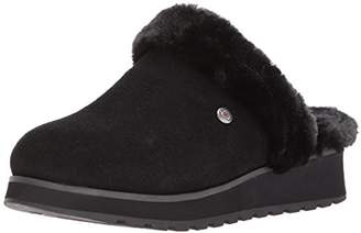 Skechers BOBS Women's Keepsakes High-Snow Magic Slip on Slipper