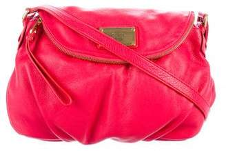 Marc by Marc Jacobs Leather Fold-Over Crossbody Bag