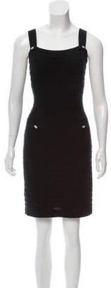 Chanel Knit Bodycon Dress