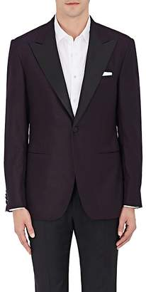 Sartorio SARTORIO MEN'S PG WOOL ONE-BUTTON TUXEDO JACKET