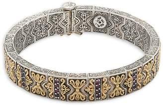 Konstantino Women's Artemis 18K Yellow Gold & Sterling Silver Tribal Bracelet