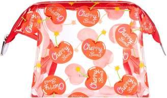 Skinnydip Cherry Bomb Cosmetics Case