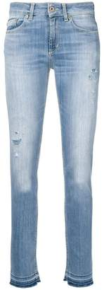 Dondup ripped skinny jeans