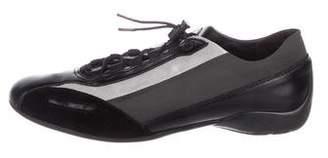 Paul Green Low Heel Leather Sneakers