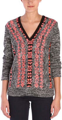 Cynthia Vincent Twelfth Street By Pullover Sweater