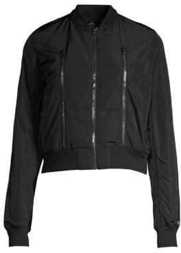 Alo Yoga Off-Duty Bomber Jacket