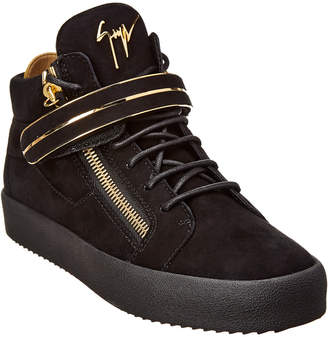 Giuseppe Zanotti Mick Suede Sneaker