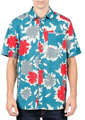 Volcom Men's Ballast Short Sleeve Shirt