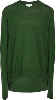 ce1a1f85fa20d3 Reiss Darcia - Merino Jumper in Dark Green
