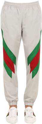 Gucci Tech Nylon Track Pants