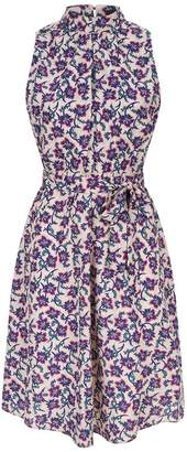 SET Floral Print Dress
