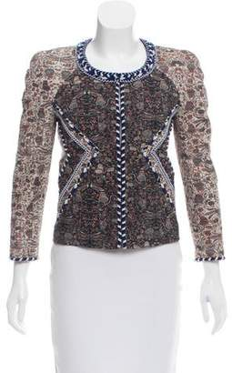 Etoile Isabel Marant Beaded Floral Jacket w/ Tags