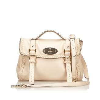 Mulberry Alexa leather satchel
