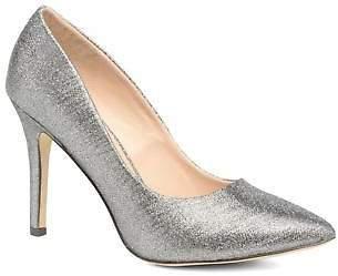 Menbur Women's Servier Pointed toe High Heels in Silver