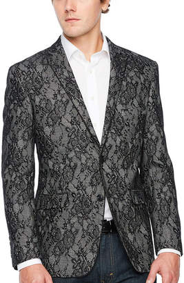 U.S. Polo Assn. Black Lace Classic Fit Sport Coat
