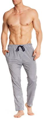 Bottoms Out Plaid Woven Lounge Pant $32 thestylecure.com