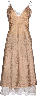 Ermanno Scervino 3/4 length dresses