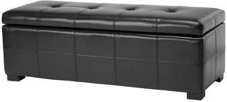 Safavieh Vivienne Large Tufted Storage Bench