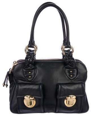 Marc Jacobs Smooth Leather Shoulder Bag