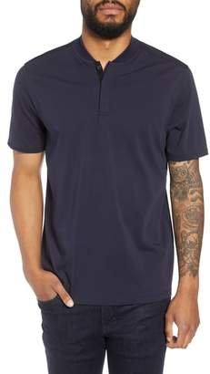 Calibrate Trim Fit Henley T-Shirt