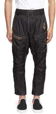 Marcelo Burlon County of Milan Cargo Pants