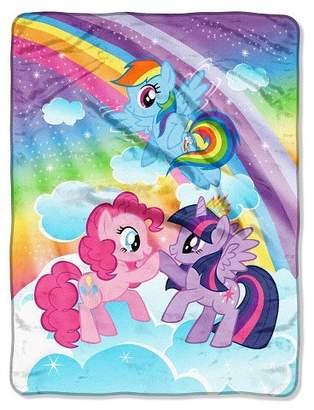 "Northwest Company The My Little Pony® Microfleece Throw 46""x60"" - Hasbro®"