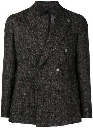 Tagliatore double-breasted suit jacket
