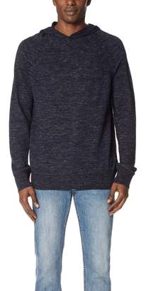 Vince Seamed Pullover Hoodie