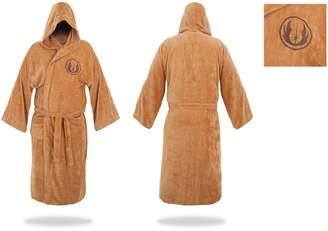 Star Wars Robe Factory Jedi Cotton Hooded Bathrobe