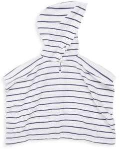 Ralph Lauren Baby's Stripe Poncho Cover-Up