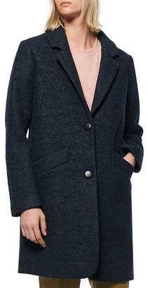 Andrew Marc Paige Bouclé Coat