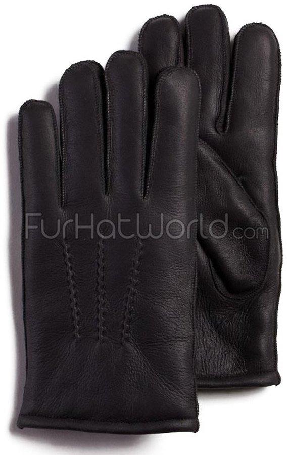 Frr Minnesota Napa Leather Shearling Sheepskin Gloves (2XL, )