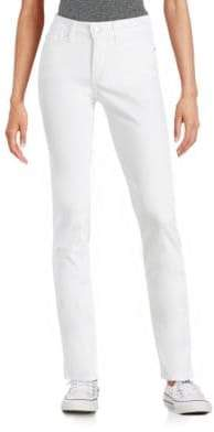 NYDJ Straight-Leg Jeans